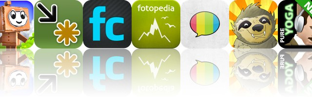 Today's Apps Gone Free: Paper Monsters, Chimani Yosemite National Park, My Facecard, And More