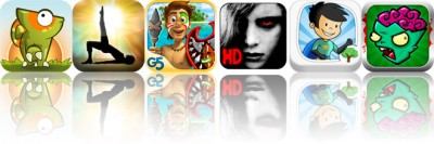 Today's Apps Gone Free: Munch Time, Learn Pilates, Youda Survivor, And More