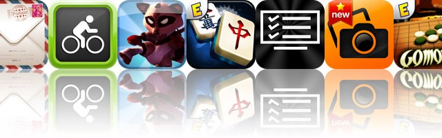 Today's Apps Gone Free: Postale, Cycle Tracker Pro, Raccoon Rising, And More