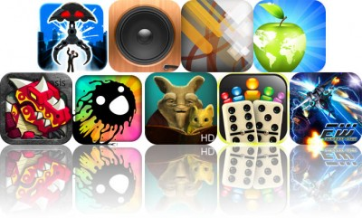 Today's Apps Gone Free: Grabatron, Audium, Deco Sketch, And More