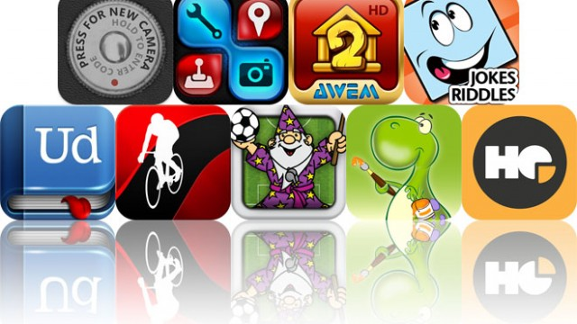 Today's Apps Gone Free: Infinicam, AppBundle, Cradle Of Rome 2 HD, And More
