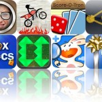 Today's Apps Gone Free: Boom Bugs, Geek Booth, Stick Stunt Biker HD, And More