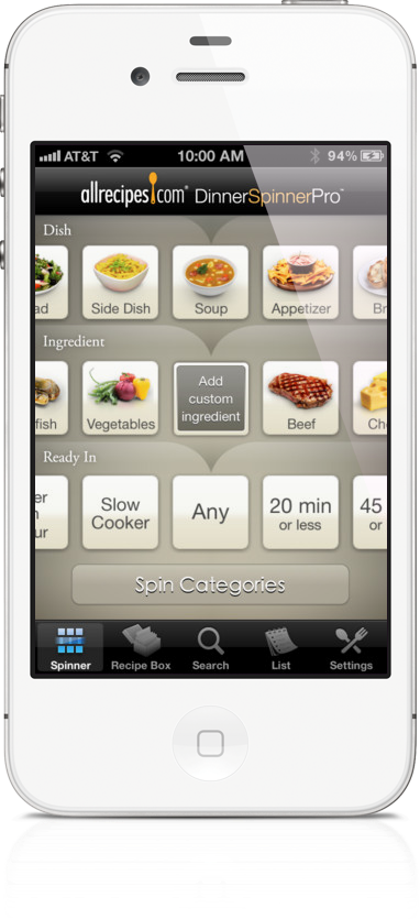 Allrecipes.com Apps Gets A New Grocery Scanner Tool