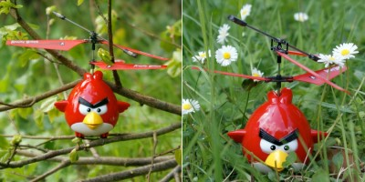 Take To The Skies In Real Life With Your Very Own Angry Birds Helicopter