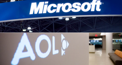In $1 Billion Deal, AOL Sells Microsoft The Majority Of The Company's Patents