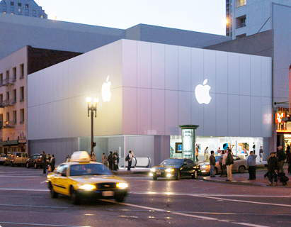 Apple Stores Continue To Pull In Staggering Revenue