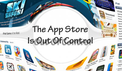 A Story About Just How Bizarre Apple's App Approval Process Has Become