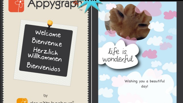A Chance To Win A $10 iTunes Gift Card To Be Used Towards Appygraph Greeting Cards