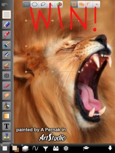 Win A Copy Of ArtStudio For iPad