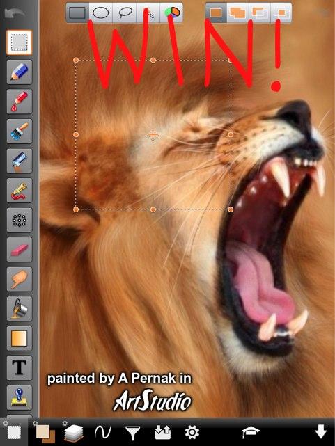 Win A Copy Of ArtStudio For iPad
