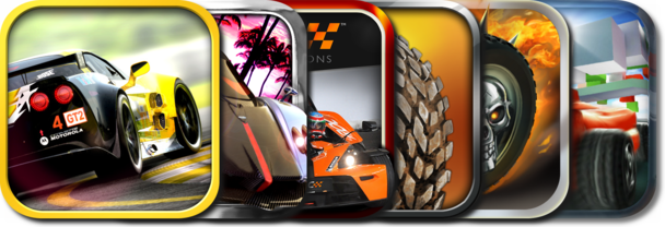 AppGuide Updated: Racing Games for iPhone