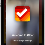 Clear, The Simple To-Do List App For iPhone, Gains 'Secret' Update