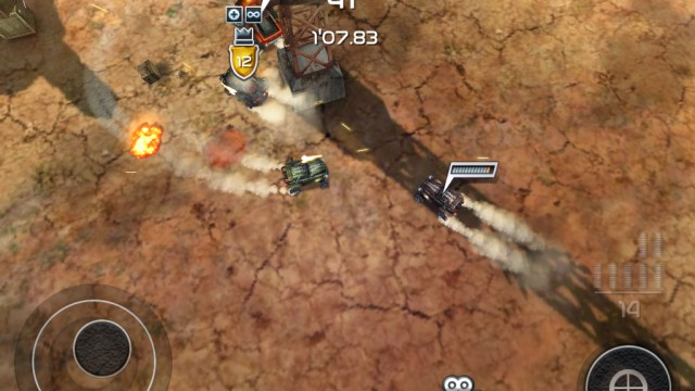 Multiplayer Expansions And Support For The New iPad Arrive In Death Rally