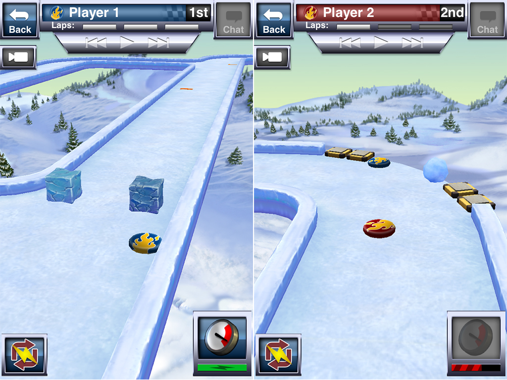 Disc Drivin' v2.1 Includes New Courses, Badge Notifications, And More