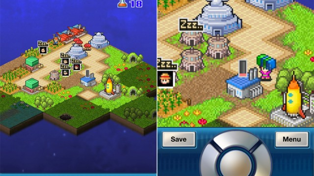 Kairosoft Releases Epic Astro Story, A City Building Experience With Plenty Of Action