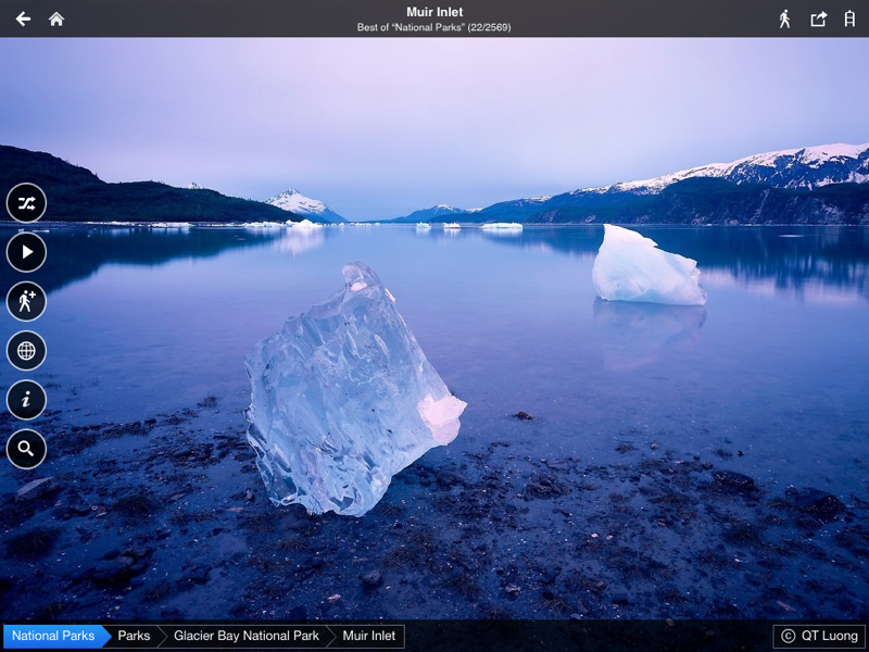 Fotopedia Releases Updated Version of Popular National Parks App