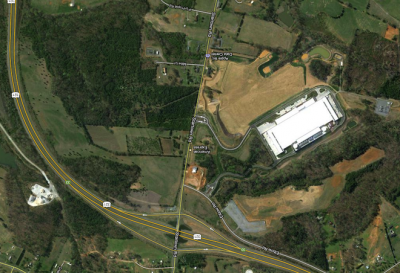 Aerial Images Of Apple's Fuel Cell And Solar Farm Emerge