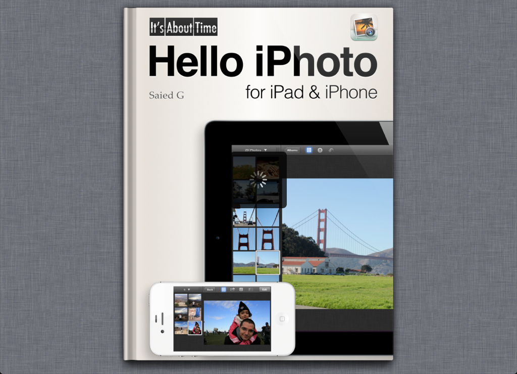 It's About Time Publishes The 'Hello iPhoto For iPad And iPhone' iBook