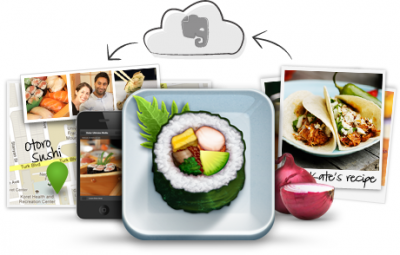 Evernote Food V1.1 Update Brings Search, Location Sharing And More