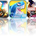 AppAdvice Daily: Marvel Vs. Capcom 2, Shark Dash, And Lock 'n' Load