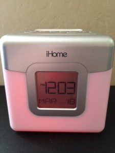A Hands-On Look At The iHome iP18 Color Changing Alarm Clock And Speaker