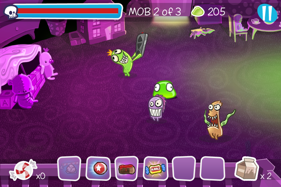 Fend Off The Closet Monsters In Nightlings
