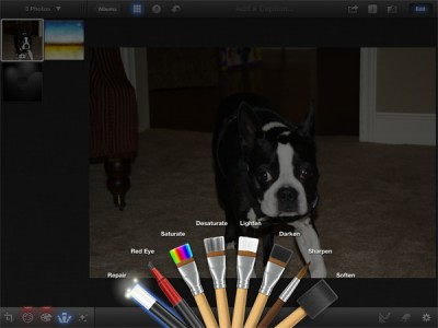 Next Version Of iPhoto For The Mac Rumored To Borrow Heavily From iOS Version