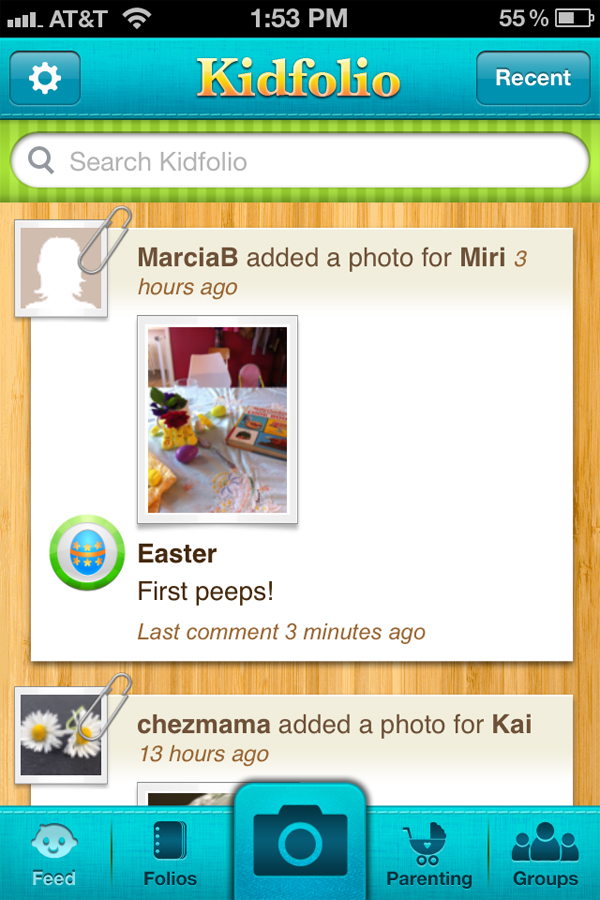 Parents Can Create A Private Social Network With Kidfolio