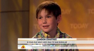 Tech-Savvy 8-Year-Old Tracks Down Burglar With Find My iPhone App