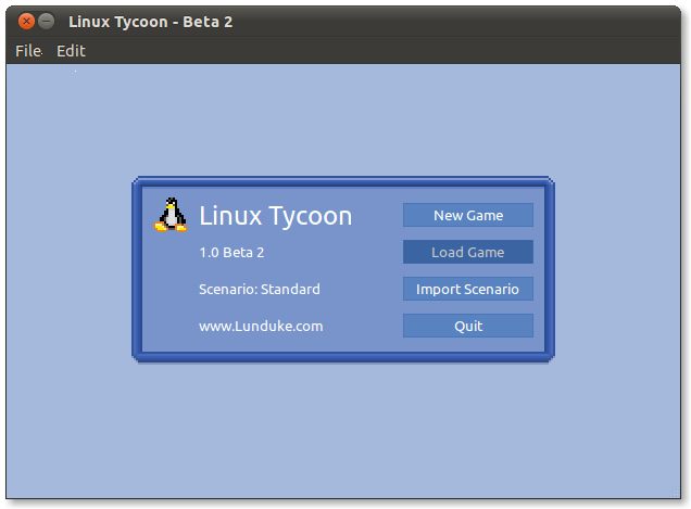 Is Linux Tycoon The Geekiest Game Ever?