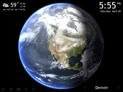 The Enhancements Continue To Roll In For Living Earth HD