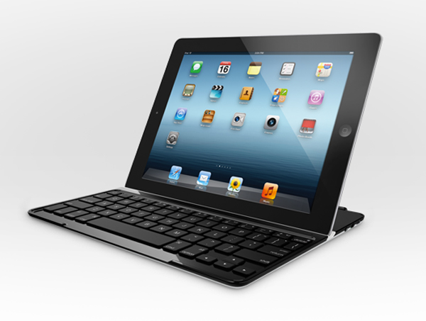 New Logitech iPad Accessory Combines Cover, Keyboard