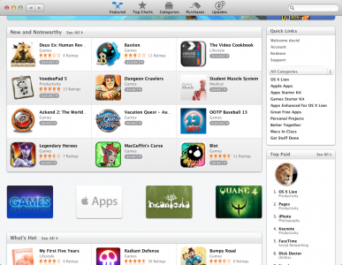 Mac App Store Hits 10,000 App Milestone 15 Months After Launch