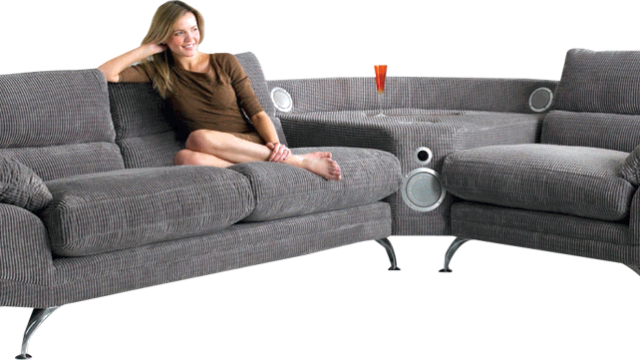 The Sound Sofa - Just Because You Can Doesn't Mean You Should