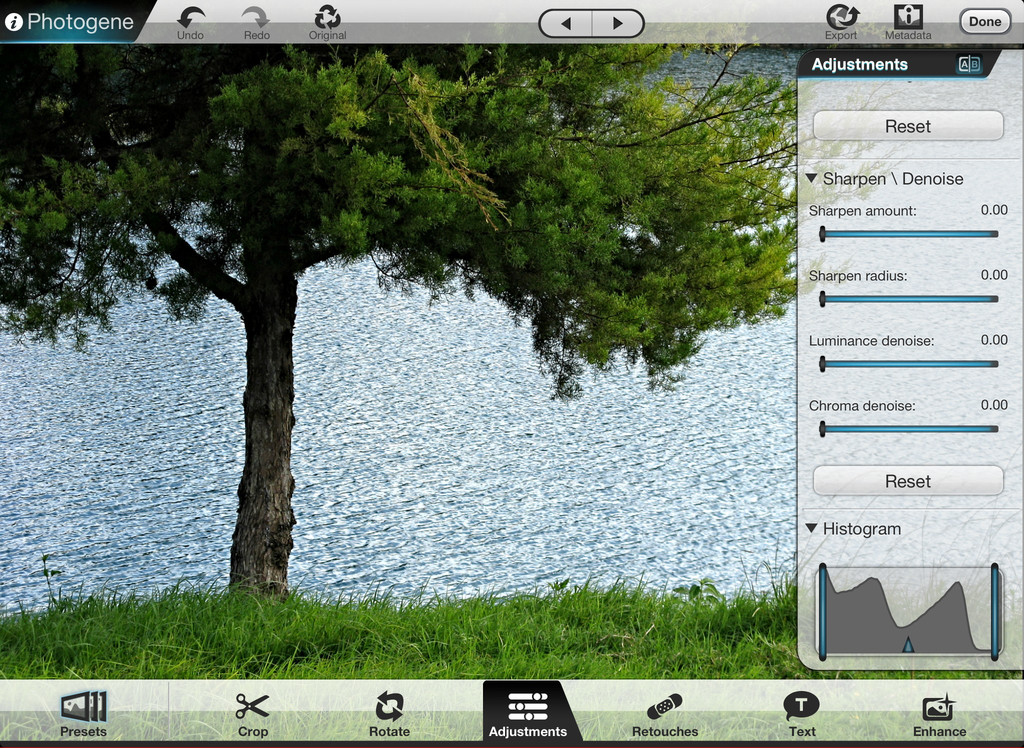 Photogene For iPad Updated: Brings New Tools, A Price Drop And More