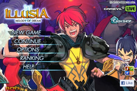 GAMEVIL Launches Illusia 2