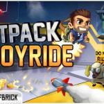 Jetpack Joyride v1.3 Finally Flies Into The App Store