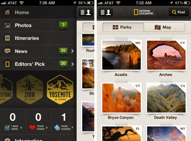 AppAdvice Daily: Gaming Sneak Peek, Giveaway, And National Parks