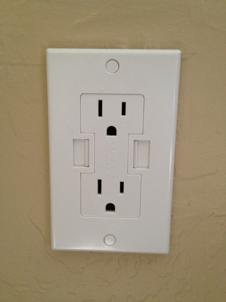 Make Your Home 21st Century Friendly With NewerTech's Power2U AC/USB Outlet