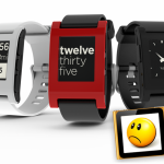 Pebble Smartphone Watch Shows What iPod nano Could Have Been
