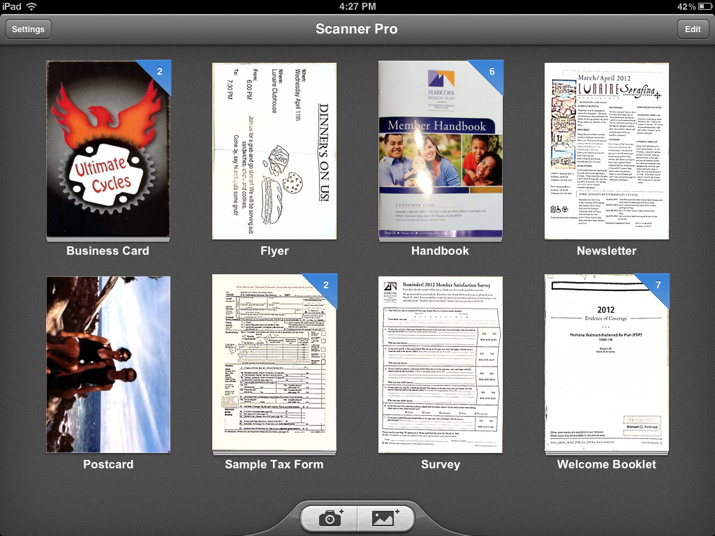 Scanner Pro v4.0 Provides Better Management, Higher Performance, And iPad Support