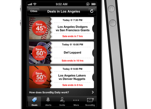 Score Less Expensive Tickets With New iPhone App