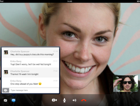 New Skype Version Brings Unique Feature Along With Assorted Minor Fixes
