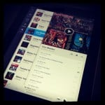 Spotify For iPad Could Be Coming This Week