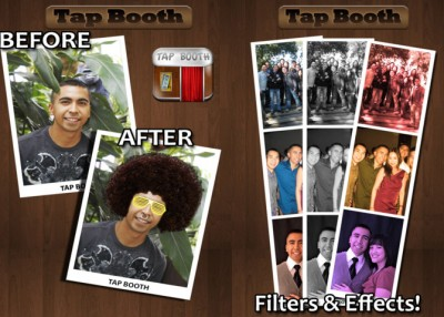 Have Some Photo Booth Fun With Tap Booth