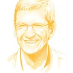 Apple CEO Tim Cook Named On Time's 100 Most Influential People List