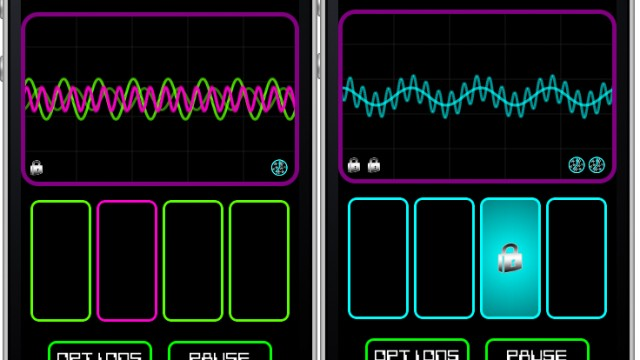 Smappsoft Reveals Wave Rave, An Upcoming Puzzle Game Involving Waveforms