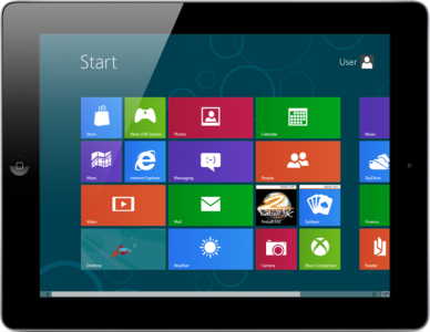 Splashtop Enables Windows 8 Metro Experience on iPad