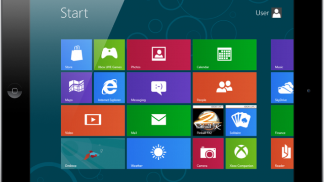 Splashtop Enables Windows 8 Metro Experience on iPad