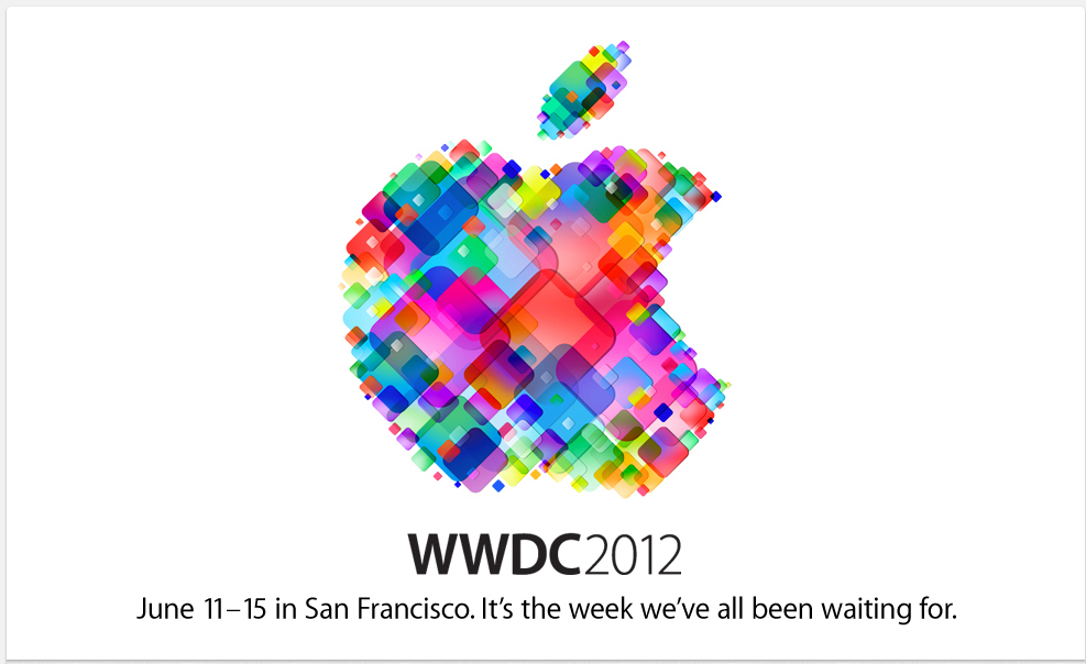 WWDC 2012 Announced (Updated: And Sold Out)